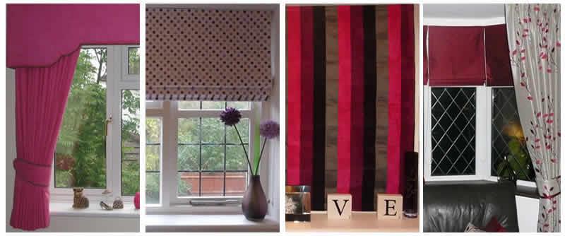 Curtains Blinds Tracks Pelmets Soft Furnishings Dartford