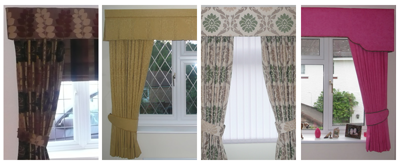 Curtains Pelmets Bexley Gravesend Dartford Kent